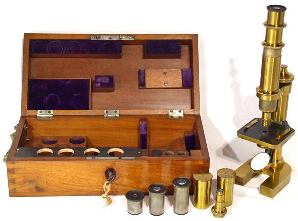 Museum optischer instrumente: zeiss labormikroskop stativ viia