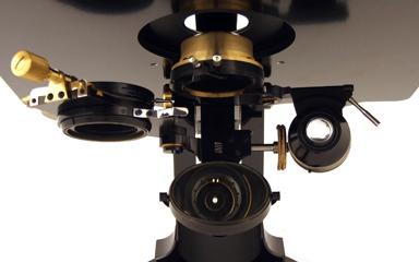 Museum optischer instrumente: zeiss mikroskop id für gehirnschnitte